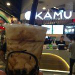 「KAMU Tea」タイ発タピオカミルクティスタンド【バンコク】