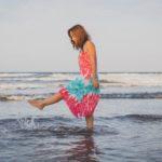 【ヨガアーサナ】初夏までに足ほっそり、梅雨にできる簡単yoga