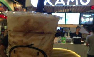 【バンコク】タイ発タピオカミルクティスタンド「KAMU Tea」