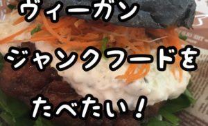 【ヴィーガン】武蔵小杉・新丸子ビーガンバーガーナーリッシュ