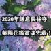 2020年鎌倉長谷寺紫陽花鑑賞抽選、事前無料鑑賞に参加。